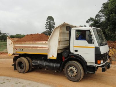 Tippers for hire barberton
