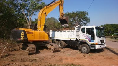Tippers for hire nelspruit