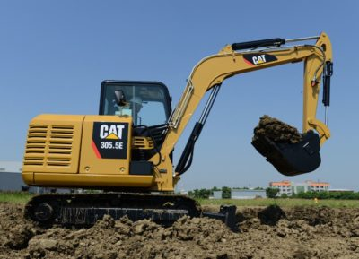 Excavators for hire barberton
