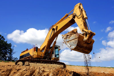 Excavators for hire nelspruit