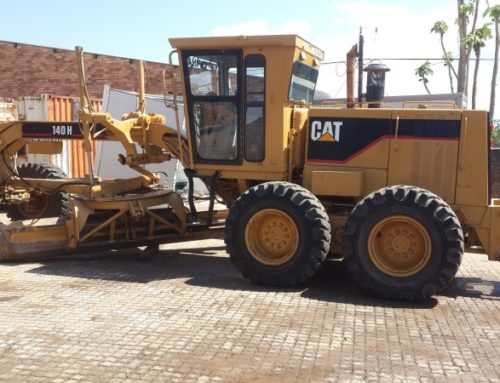 Hiring Plant Machinery in Nelspruit vs. Buying It