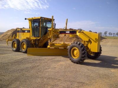 Plant hire equipment komatipoort