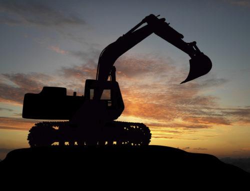 Dangerous Earth Moving Equipment
